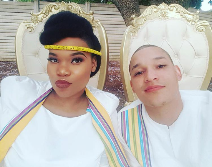 Pics! Scandal's Brighton Ngoma Is Married!