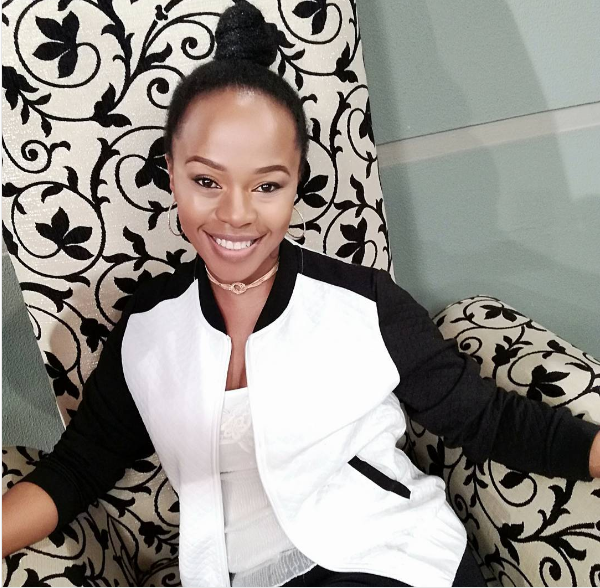 Sindi Dlathu Opens Up About Her Plans On Life After Muvhango