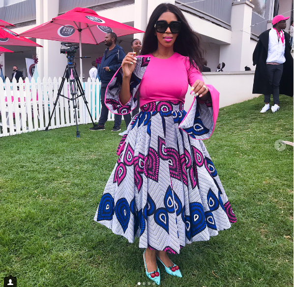 The Best Dressed Celebs At The Pink Polo