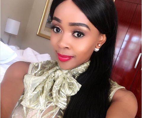 Thembi Seete On Managing To Keep A Clean Image Over The Years