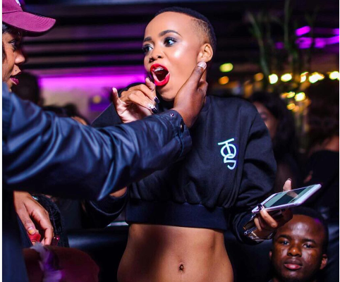 Babes Wodumo And Ntando Duma Show Off Their Hot Bods In Lingerie