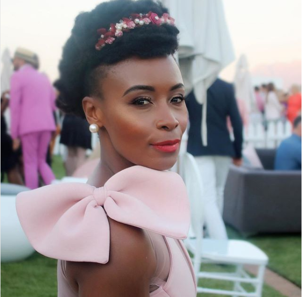 Bonnie Mbuli Weighs In On Zodwa Flashing Her Privates On The Red Carpet