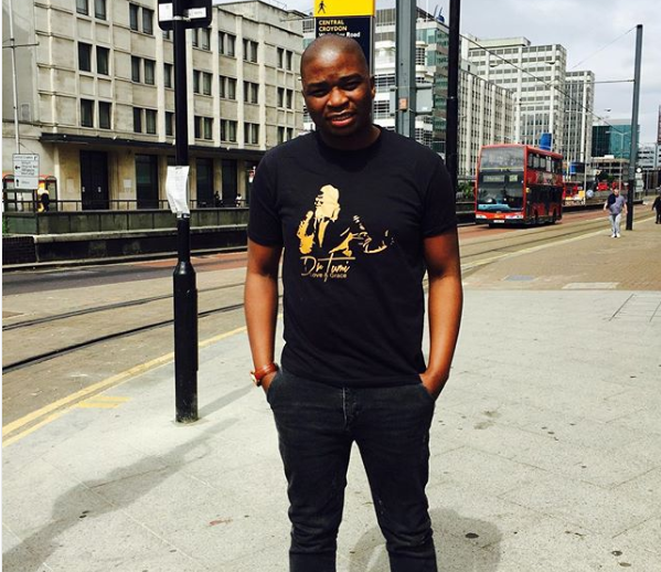 Dr Tumi Opens Up About Being A Broke Doctor