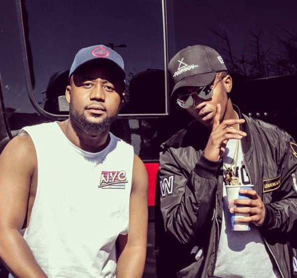 Cassper Apologizes To Emtee For Laughing At Him