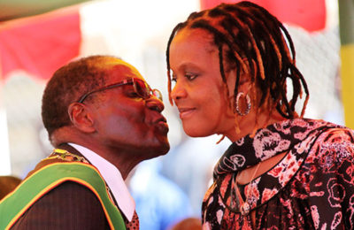 Here's How Much Mugabe Will Get For His Monthly Retirement Salary