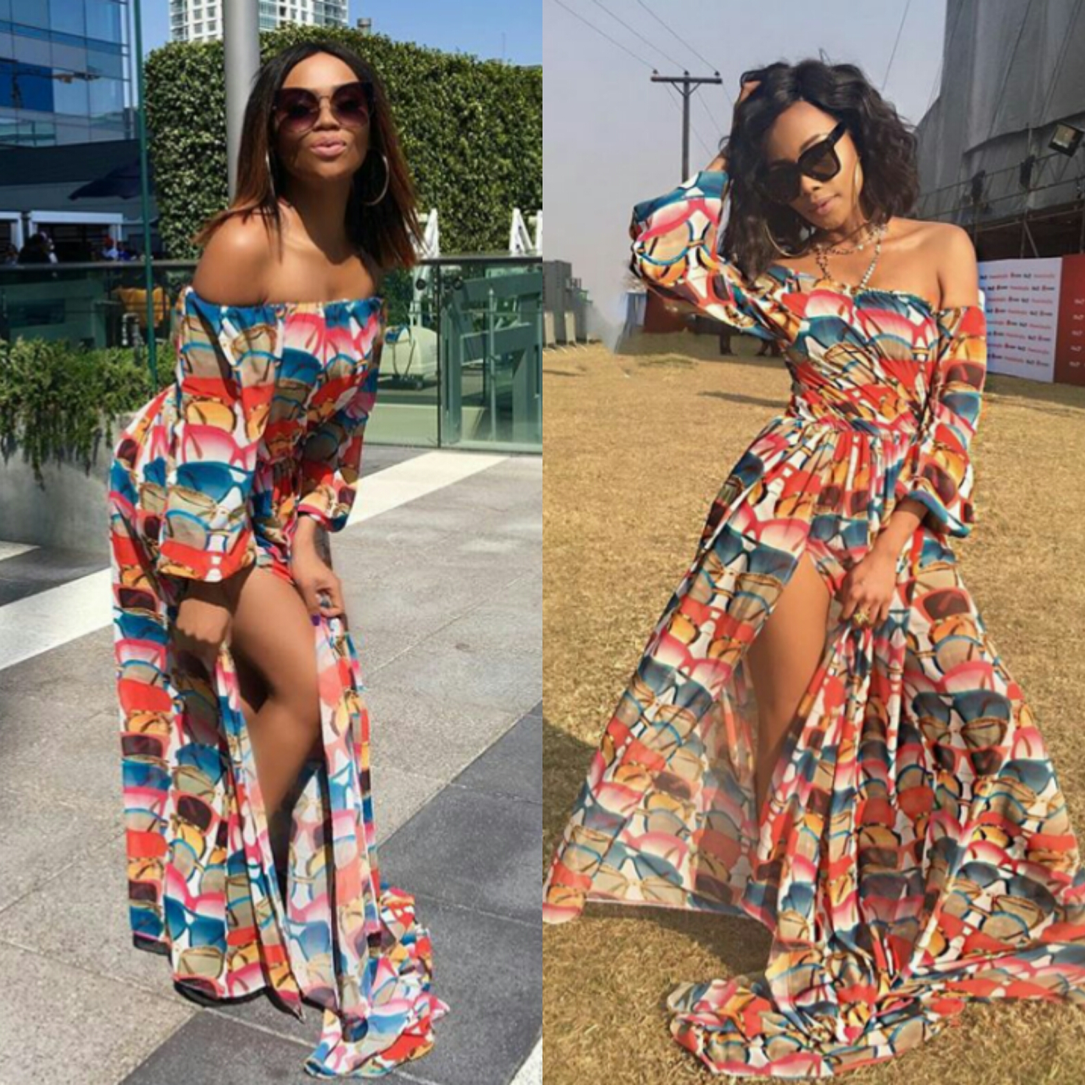 5 SA Celebs Who Have Recycled Outfits