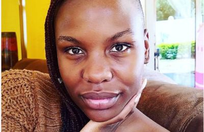 Mona Monyane Shares First Pic Of Her New Baby Delivered At Home
