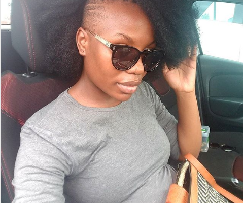 Mona Monyane Shows Off Post Baby Body Barely One Week After Giving Birth