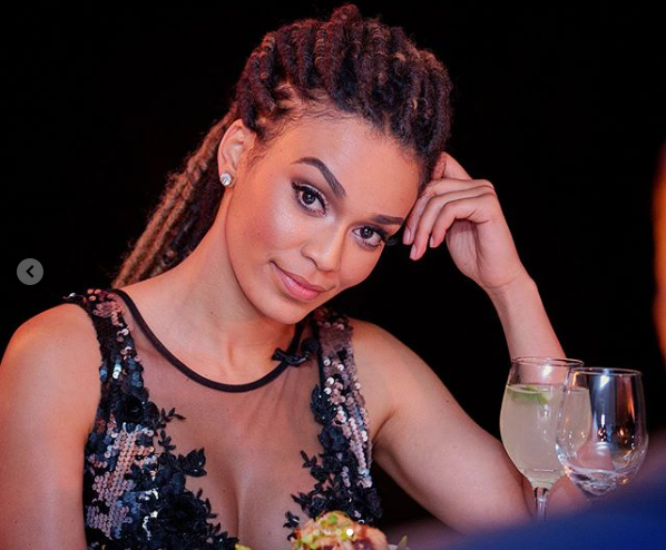 Pearl Thusi Subtly Responds To Robert Marawa's Old Shade