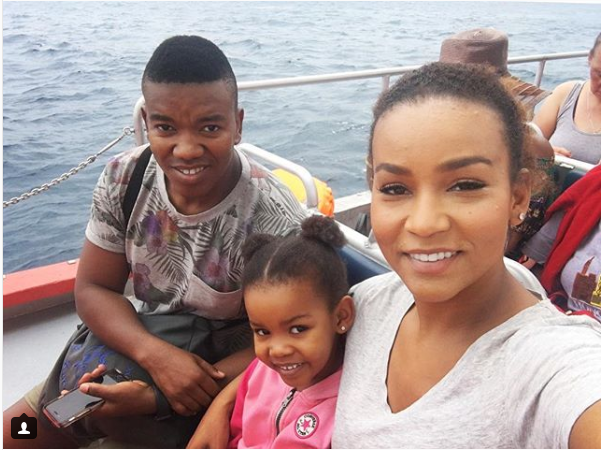 Pic! Loyiso Bala And Wife Expecting Their Second Child