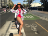 Wowza! Phindile Gwala Parades Her African Curvy Bikini Bod In America