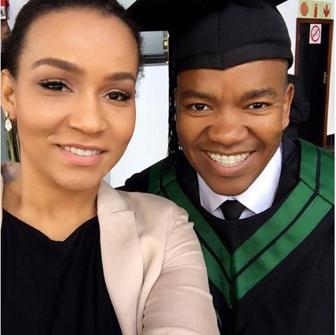 Congrats! Loyiso Bala Graduates From Henley Business School