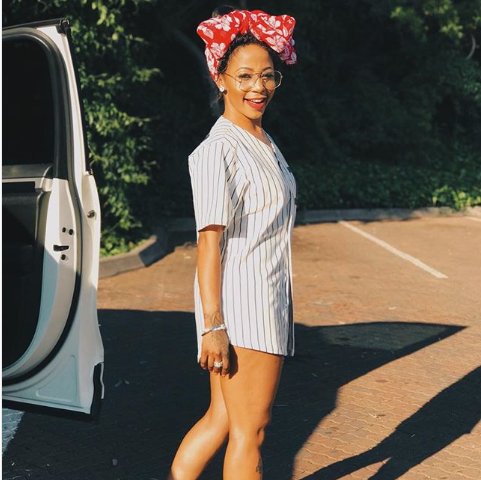 Kelly Khumalo Takes On Beyonce With Her Version Of 'Walk On Water'