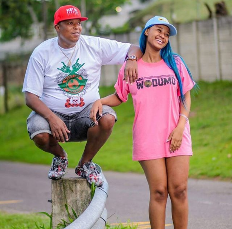 Mampintsha Claims He Is Still Together With Babes Wodumo