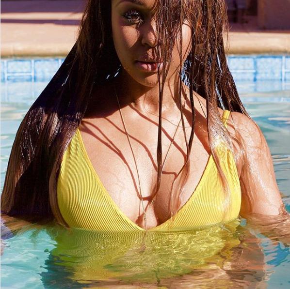 Minnie Dlamini Celebrates 2 Million Instagram Followers With Hot Pics