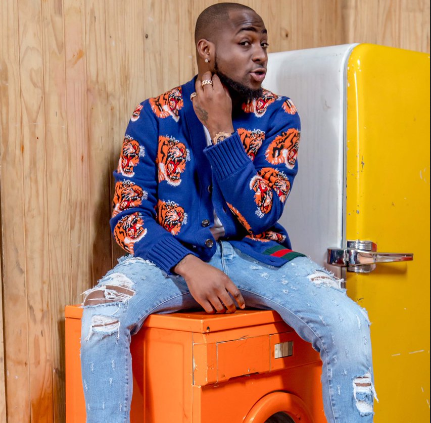 Nigerian Superstar Davido's Request To Zodwa WaBantu