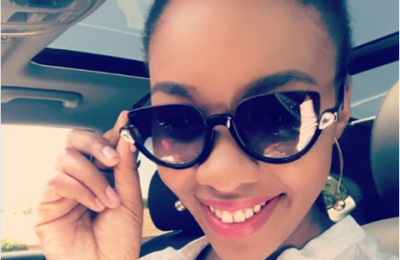 Pasi Koetle Shares Her Biggest Fear As An Actress