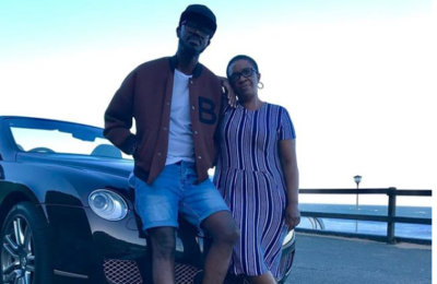 Pics! Black Coffee Surprises His Mom With A New Car