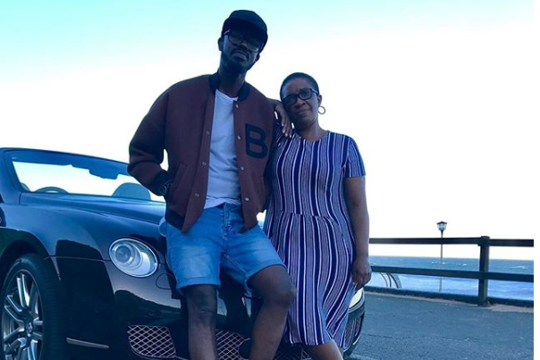 Pic! Black Coffee Built His Mother A Beach House