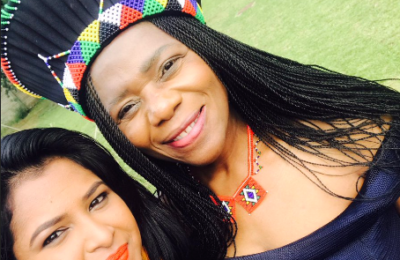 Pics! Inside Thuli Madonsela's Daughter's Traditional Wedding