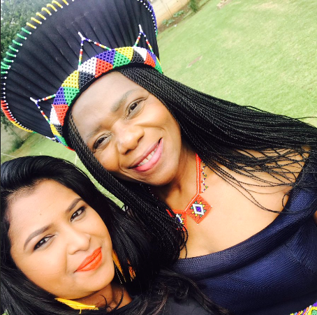 Pics! Inside Thuli Madonsela's Daughter's Traditional Wedding