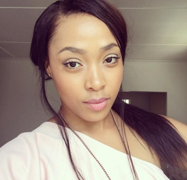 The actress will play Dudu Mkhwanazi, Thandi's cousin and Lydia's niece. She will make her on-screen debut on Monday, 1 January 2018.