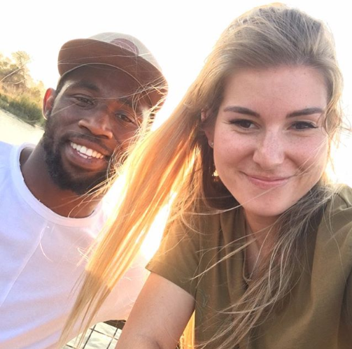 How Siya Kolisi's Wife Rachel Reacted To His Springbok Captaincy