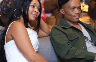 Somizi And His Bae Shows Minnie Dlamini Some Love