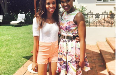 Thabsie Gushes Over Her Relationship With Sis In Law Zenande