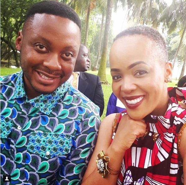 Tumi Morake And Mpho Osi-Tutu Celebrate A Decade Of Marriage