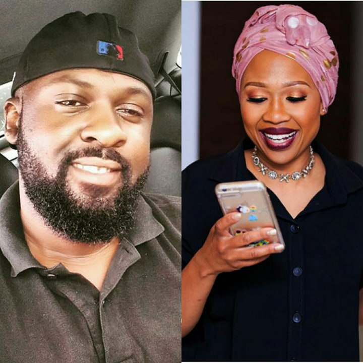 Rapper Blaklez Shows Some Love To His Daughter's Mom Dineo Ranaka