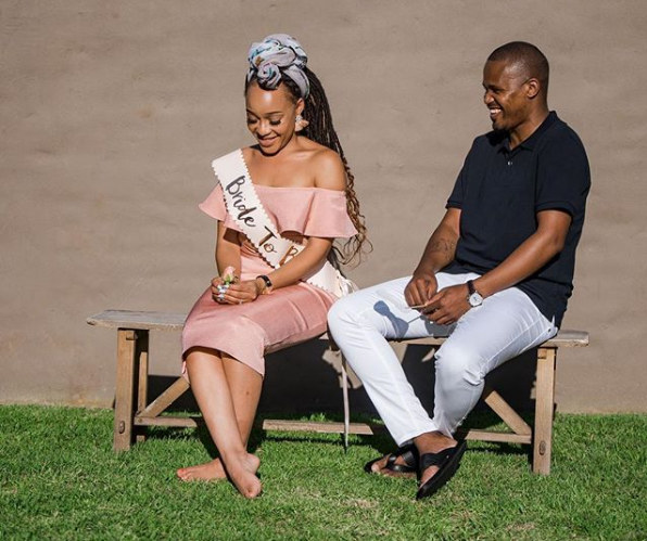 Check Out Minnie Dlamini's Marriage Advice To Thando Thabethe