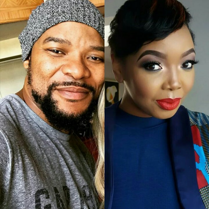 Is There Some Bad Blood Between Hlomla Dandala And Thembisa Mdoda