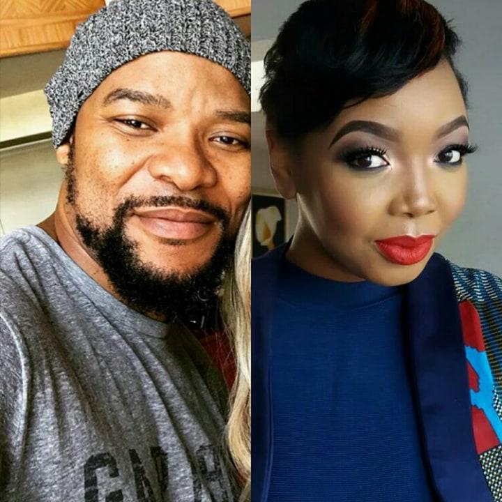 Is There Some Bad Blood Between Hlomla Dandala And Thembisa Mdoda
