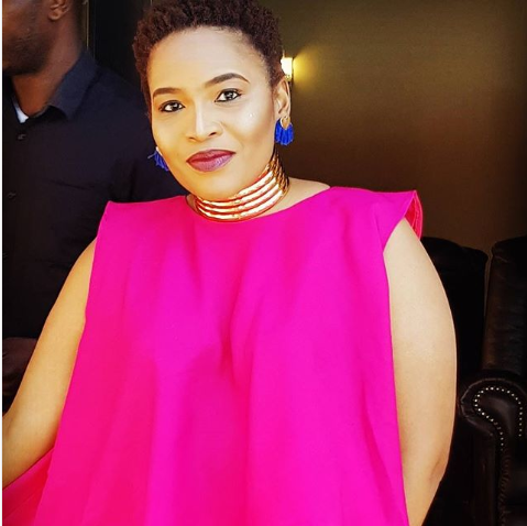 Isibaya's Ayanda Borotho Backs Celeste Ntuli On Zodwa's Behavior