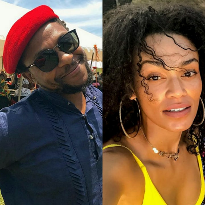 Pearl Thusi And Dr Bae Ndlozi In Heated Twitter War Over #EFFProtest