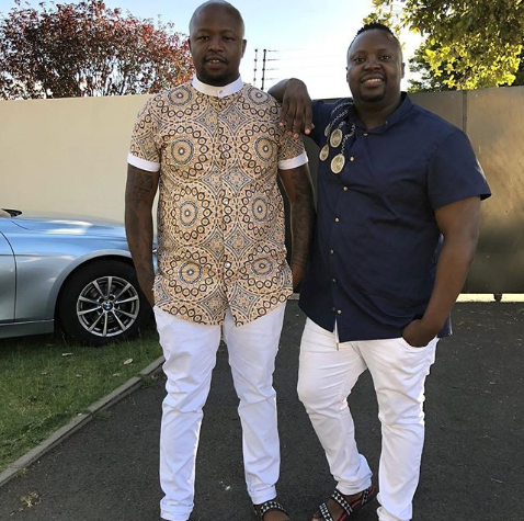 Pics! Inside DJ Naves' Traditional Wedding