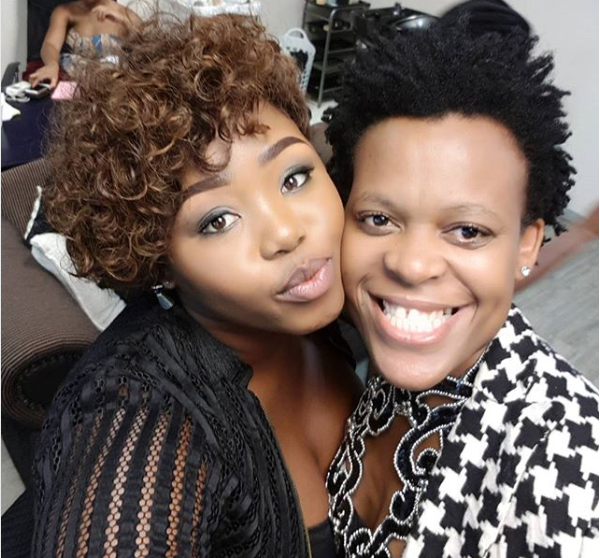 Pics! Is Zodwa WaBantu Joining Uzalo?