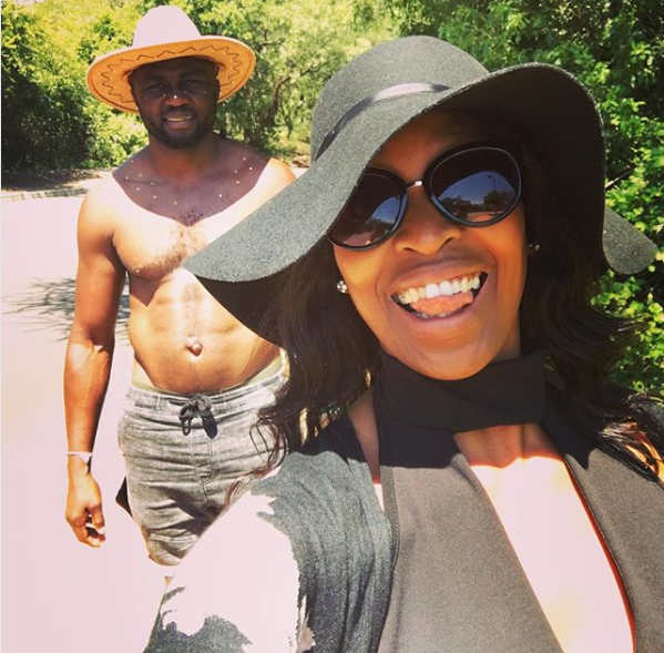 Pics! Khabonina And Her Bae Serve Major Sauce On Baecation