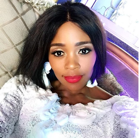 Thembi Seete's New Year Gift To Herself Is Goals