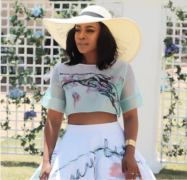 Top 5 Best Dressed Celebs At The L'Ormarins Queen's Plate 2018