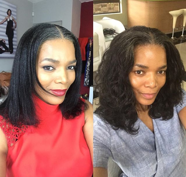 Weaved Up Or Real Hair? Connie Feguson Sets The Record Straight