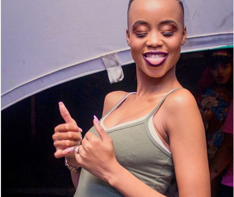 Yaaas! Ntando Duma Is Dating And She Can't Hide It