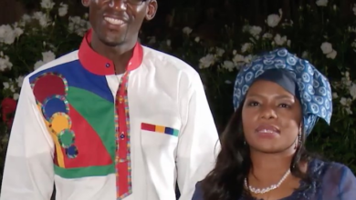 Black Twitter Reacts To #OurPerfectWedding Bride's Vows