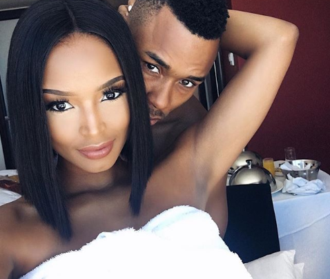 In Pics! SA Celebs Post Their Valentine's