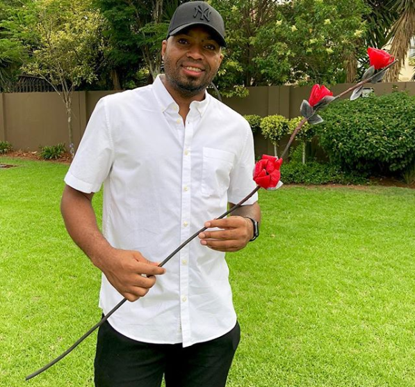 Khune And Sbahle Make It Instagram Official On Valentine's Day