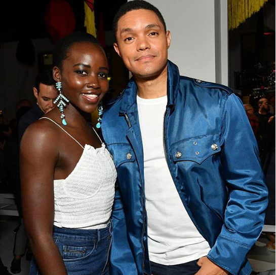 Lupita Nyong'o To Play Trevor Noah's Mother In Film Adaptation Of His Book
