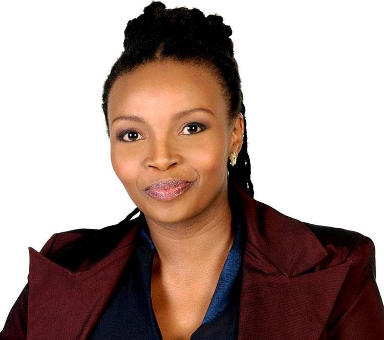 Nambitha Mpumlwana Denies Being A Diva