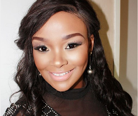Nonhle Thema Reportedly Training To Become A Pastor