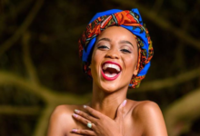Ntando Duma Joins The 'My Body My Rules' Twitter Challenge With Sexy Pics